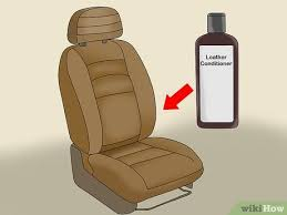 how to clean leather car seats 11