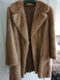 woman s real mink fur coat