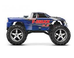 <b>Радиоуправляемая машина Traxxas T-MAXX</b> 3.3 Nitro 1/10 4WD ...