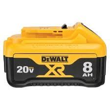 Dewalt Battery Comparison Chart Cordless Power Tool Batteries Dewalt