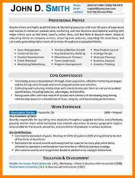 resume for experienced professional 5 cv formats for experienced professionals theorynpractice