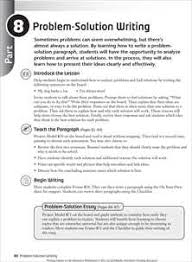 have at least one other person edit your essay about easy problem do you know the main features of problem and solution essay to writing a creative problem solution essay the possible problem solution essay topics