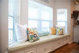 bay window designs for homes. astonishing design of the bay window seat with white color added some storage ideas designs for homes d