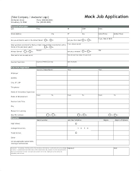 Employee Application Form Word Employment Application Template Word Job Application Form