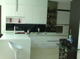 White Gloss Kitchen Designs Paint Kitchen Cabinets High Gloss White Quicuacom