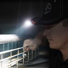 Hats With Lights In Visor Cap Visor Light Led 56402 Klein Tools For