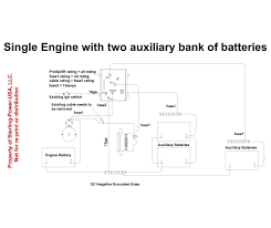 wiring diagrams literature for pro charge ultra marine battery wiring diagram for a sterling power prosplit r zero drop marine battery isolator 2 input and 3 outputs