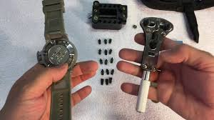 Diy Watch Battery Replacement On A Invicta Subaqua Noma