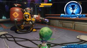 Ahh, so they went back to gold bolts, eh? Ratchet Clank Ps4 Trophaen Leitfaden Trophies Guide Insidegames