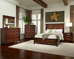 Star Bedroom Furniture Intercon Bedroom Set Star Valley Insr Br 6260set
