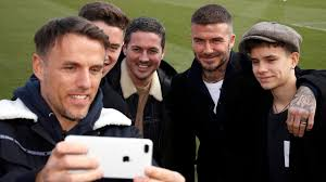 David Beckham defends Phil Neville appointment at <b>Inter Miami</b> - 'It's ...
