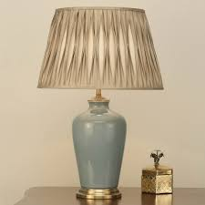 blue table lamps uk