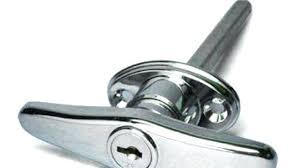 garage door handle engrossing garage door lock cylinder t handle kit garage door handle replacement