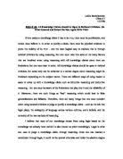 tok essay context is all international baccalaureate theory of  rational criticism tok