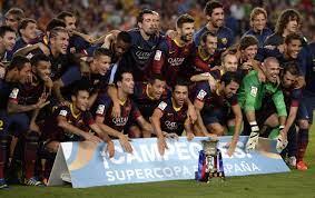 Neymar é titular, Messi perde pênalti, e Barça empata e leva a Supercopa