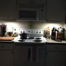 Aesthetic Lights for Under Kitchen Cabinets Battery Operated Using ...