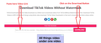 It can be used on desktop pcs, smart phones (android, iphone), ipad and tablets. Tiktok Video Download Download Tiktok Videos Without Watermark
