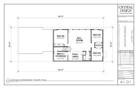 apartments. basement blueprints: Basement Designs Plans Bathroom ...