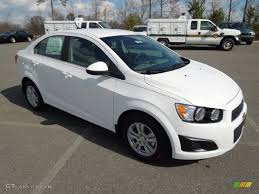 Summit White 2012 Chevrolet Sonic LT Sedan Exterior Photo ...