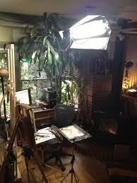 art studio lighting. Lighting Your Studio Art