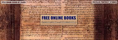 Bibliography Free Online Books 1500 2018 The Preterist Archive