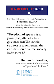 first amendment day