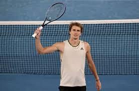 alɛˈksandɐ ˈzaʃa ˈtsfɛʁɛf, born 20 april 1997) is a german professional tennis player. Australian Open Alexander Zverev Als Einziger Deutscher Tennisspieler In Runde Drei Sportmeldungen Stuttgarter Zeitung