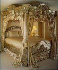 canopy bed curtains cotton