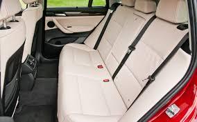 BMW Convertible bmw x3 back seat : 2011 BMW X3 xDrive28i Long-termVerdict - Truck Trend