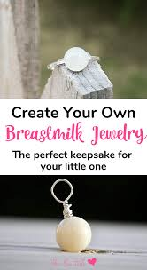 diy tmilk jewelry kit makes gorgeous t milk jewelry create your own tfeeding necklace or