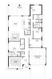 4 Bedroom Floor Plan. 4 Bedroom House Plans Home Designs Celebration Homes 2  Bath Open