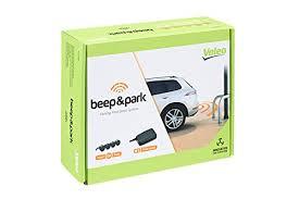 Valeo 632200 Beep Park Sensores De Aparcamiento Para Coche 4 Sensores Delanteros O Traseros