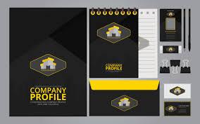 Free Template Company Profile Design Company Profile Template Free Company Profile Template