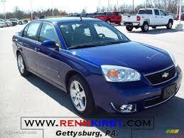 2007 Laser Blue Metallic Chevrolet Malibu LTZ Sedan #27850877 ...