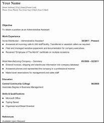 Invoice Resume Openoffice Template Open Office Resume Templates