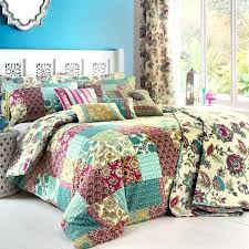 patchwork duvet cover covers king size