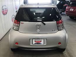2013 Used Scion iQ 3dr Hatchback at East Madison Toyota Serving ...