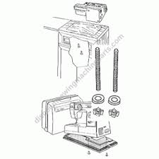 Sewing Machine Mounting Kit
