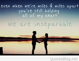 Distance Love Quotes And Sayings Pictures Amazing Distance Love Quotes Cover Photo