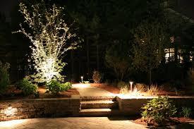 landscape lighting guerrini landscape design