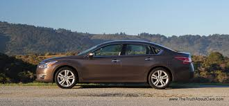 Review: 2013 Nissan Altima SL 3.5 (Video) - The Truth About Cars