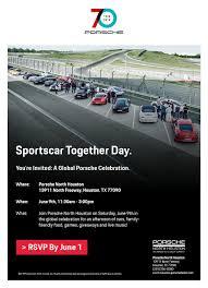 porsche north houston sportscar day