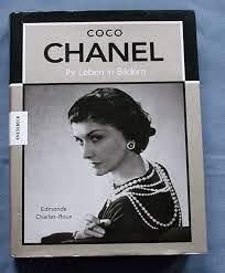 """Coco Chanel - Ihr Leben in Bildern - ERSTAUSGABE"""" (Edmonde Charles-Roux) –  Buch gebraucht kaufen – A02k7xkS01ZZd"""