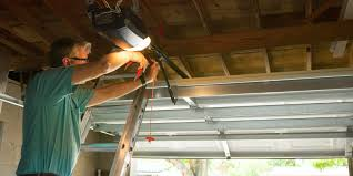 how to experience less stress with garage door repair
