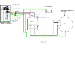 air compressor pressure switch wiring diagram efcaviation com copeland compressor wiring single phase at Compressor Wiring Diagram