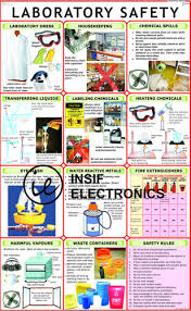 Charts For Physics Lab Laboratory First Aid Charts Laboratory First Aid Charts
