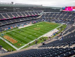 Soldier Field Chicago Bears Seating Chart Soldier Field Section 444 Seat Views Seatgeek