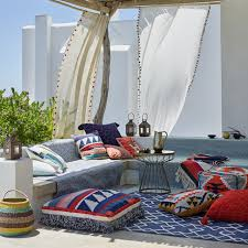 eclectic outdoor furniture. John Lewis New Bohemian Outdoor Furniture Eclectic-patio Eclectic