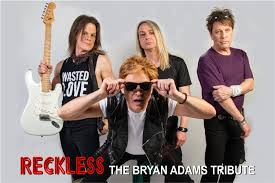 The Original Legends of Rock'n'Roll Presents <b>RECKLESS Bryan</b> ...