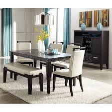 the dining set contemporary simple contemporary dining room sets with benches